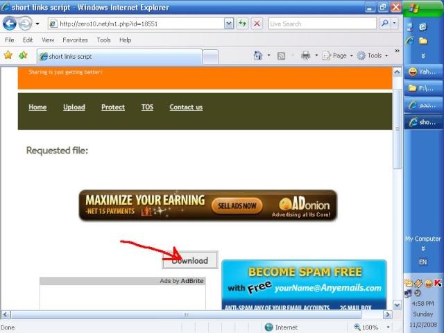 طريقة التحميل من المواقع=موضوع مهم 211