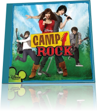 Trilha Sonora do Filme: Camp Rock da Disney Campro10