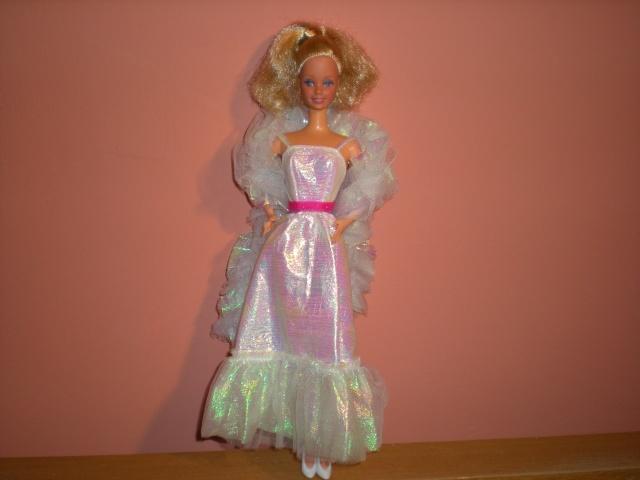 Mes Pink Box 80's Barbie14