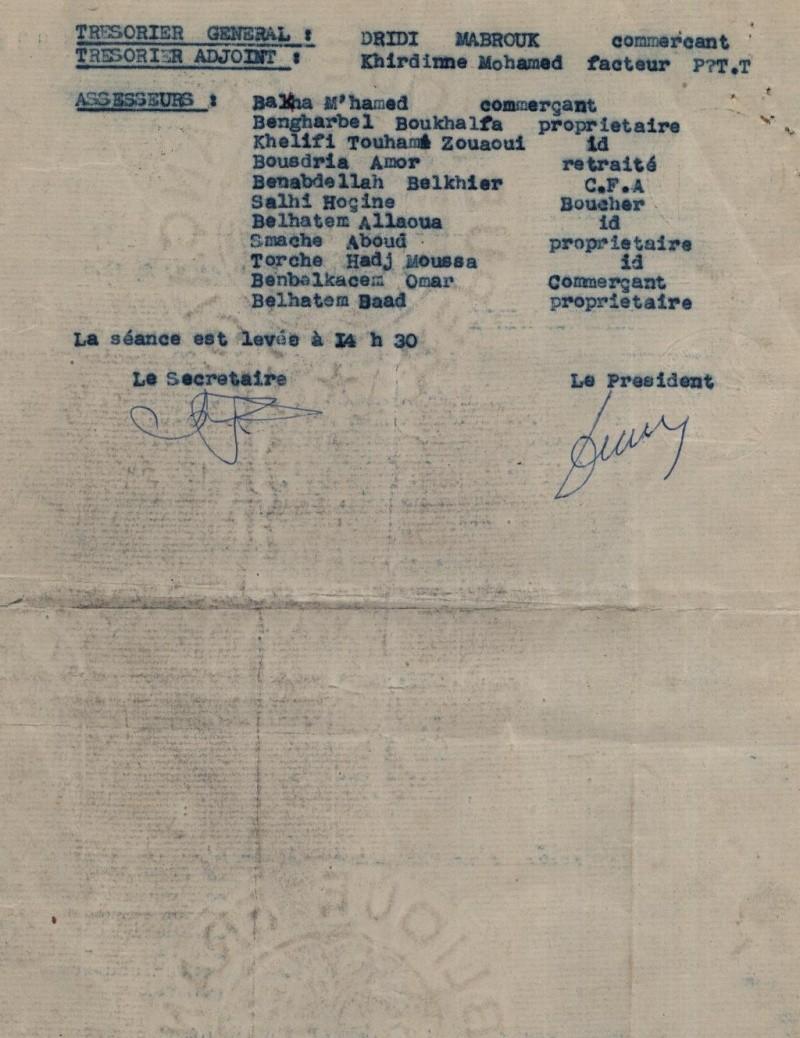 Demande d'autorisation de création de la Médersa el irfane Pv3-ve10