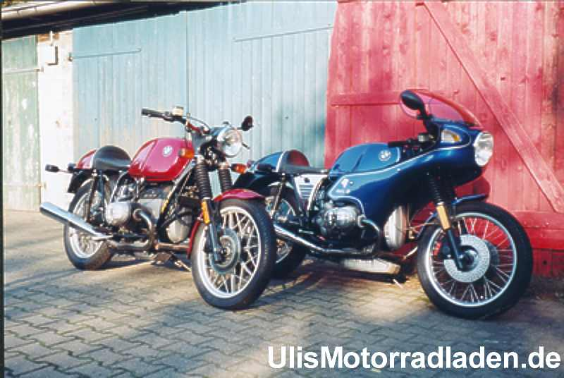 C'est ici qu'on met les bien molles....BMW Café Racer - Page 5 Bernds10