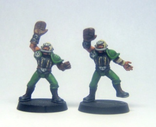 Blood Bowl human team Kiinio14