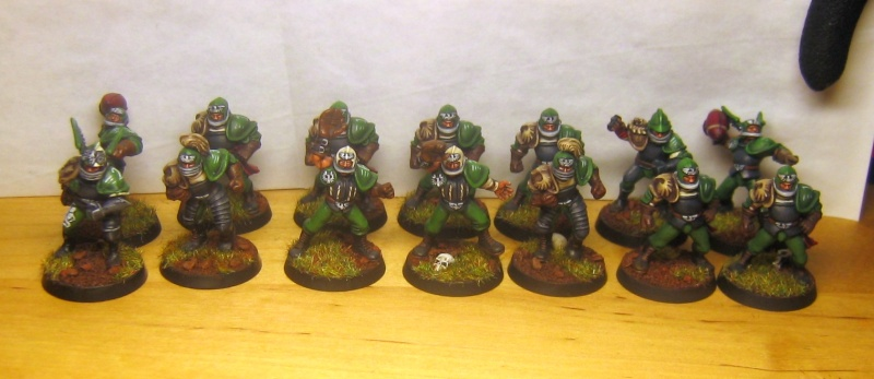Blood Bowl human team Kokeil10