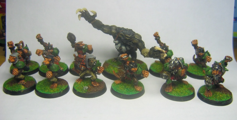 Blood Bowl human team Rottat10