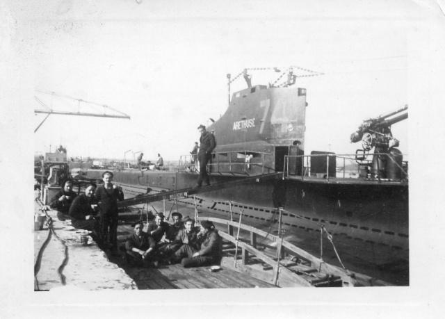 Aréthuse 1938 Port de Toulon Img08710