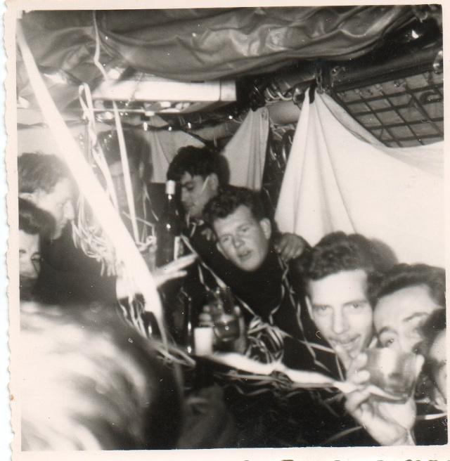 L'Ariane reveillon 1962 Reveil10