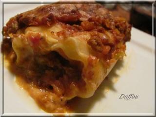 Rouleaux de lasagne crémeux  Lasagn15