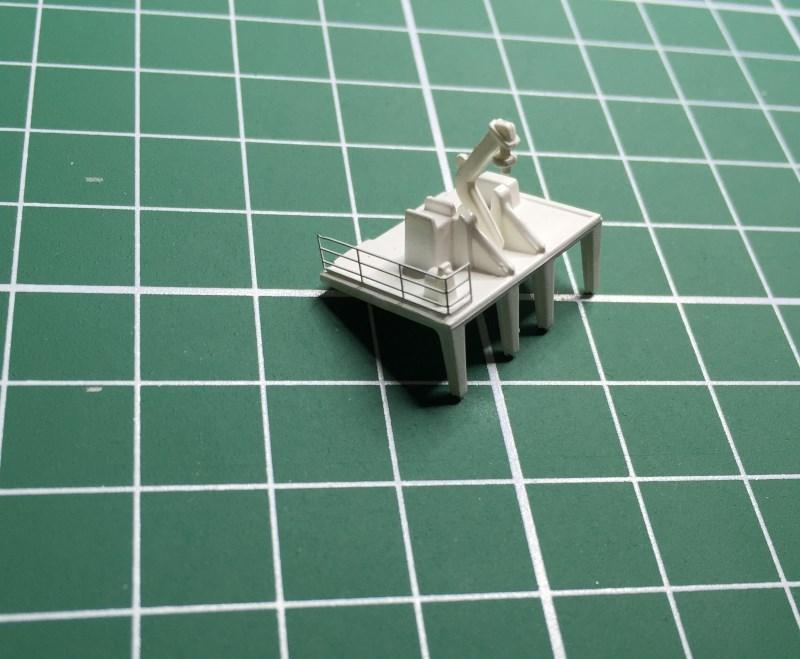 construction du queen mary 2 au 1/400 de chez revell - Page 10 Img_1118