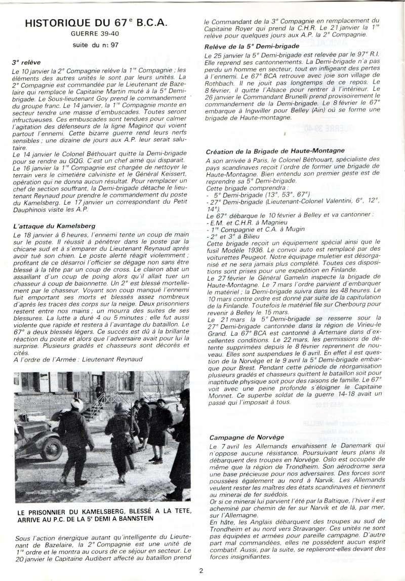 Chasseur Stéphane Léon GRANGE - 14ème BCA Img13610