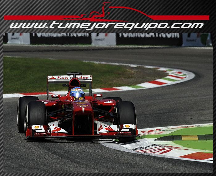 """Fernando Alonso :""""Ha sido un final de sesión perfecto"""" 01_alo16"""