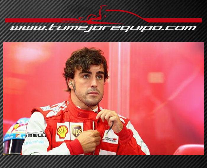 """Fernando Alonso : """"Cuando Pirelli cambió los neumáticos nosotros dijimos adiós """" 24_alo10"""