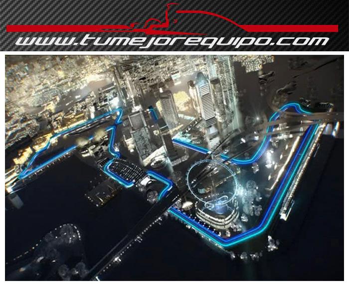 Gran Premio de Singapur Circui11