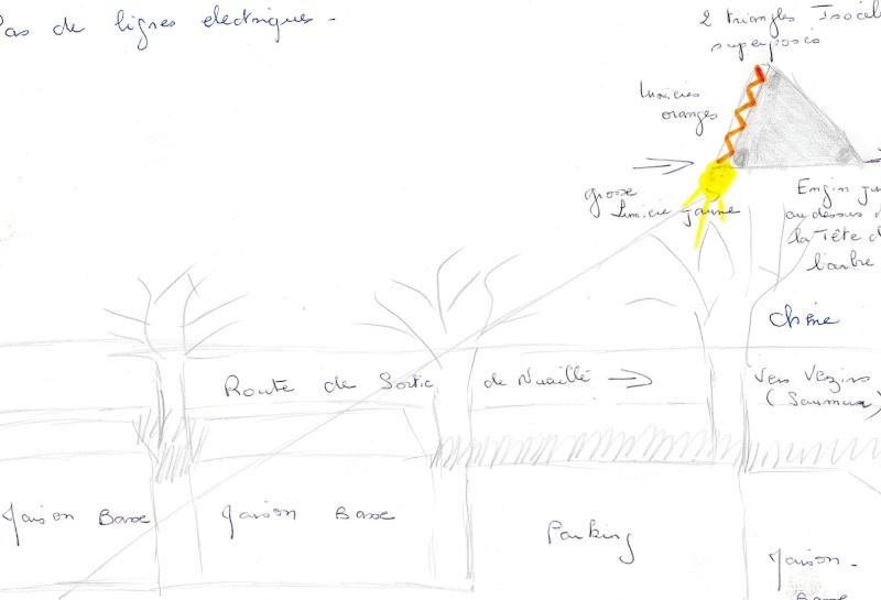 1990: le /11 à 18h30 - Engin triangulaire volant - la tourlandry (49)  - Page 2 Schama11