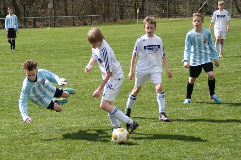 D2-Spielberichte Kreisliga D2maye14