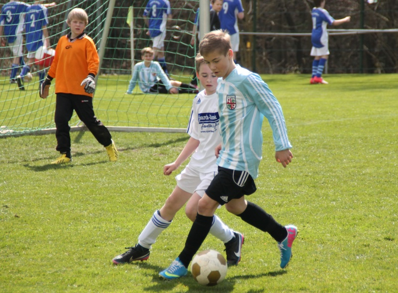 D2-Spielberichte Kreisliga D2maye16