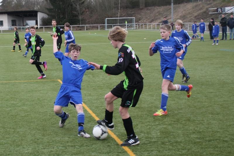 D2-Spielberichte Kreisliga D2mend18