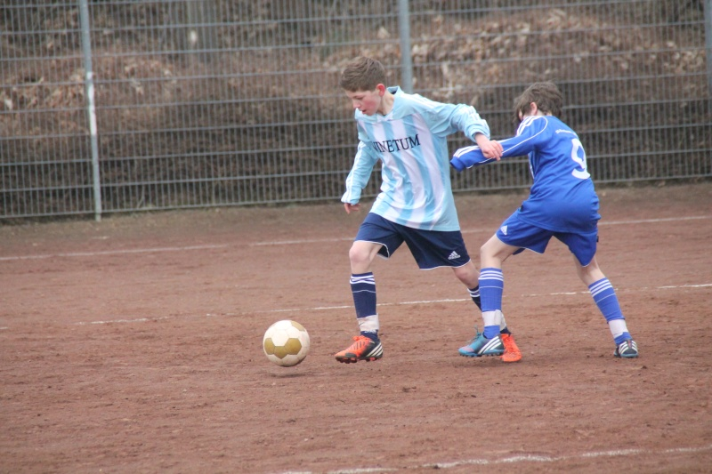 1.Spieltag: BaWa II - BaWa I 0:1 (0:0) Dderby10