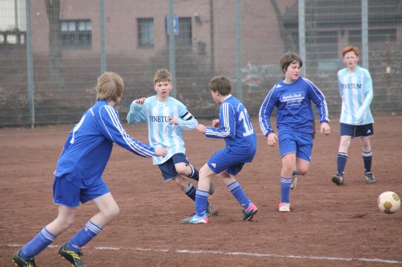 1.Spieltag: BaWa II - BaWa I 0:1 (0:0) Dderby11
