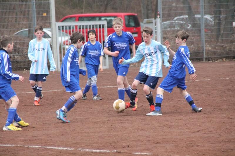 1.Spieltag: BaWa II - BaWa I 0:1 (0:0) Dderby12
