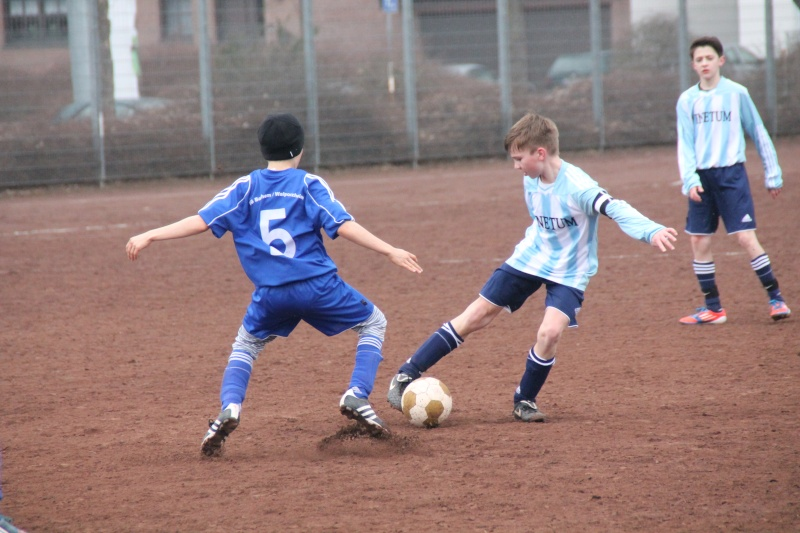 1.Spieltag: BaWa II - BaWa I 0:1 (0:0) Dderby15
