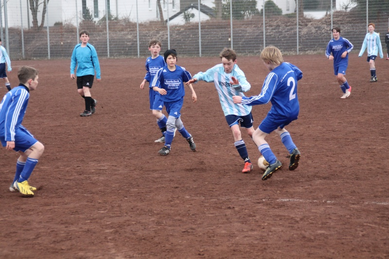 1.Spieltag: BaWa II - BaWa I 0:1 (0:0) Dderby16