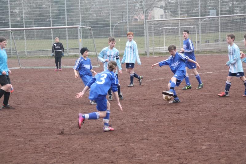 1.Spieltag: BaWa II - BaWa I 0:1 (0:0) Dderby19
