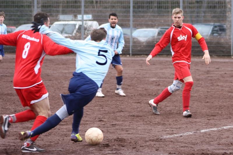 20. Spieltag: BaWa - BSC Unkelbach 3:0 (2:0) Img_4025