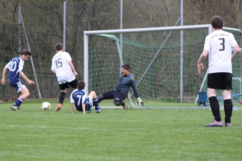 8.Spieltag: BaWa - JSG Barweiler 1:1 (0:0) Img_4241