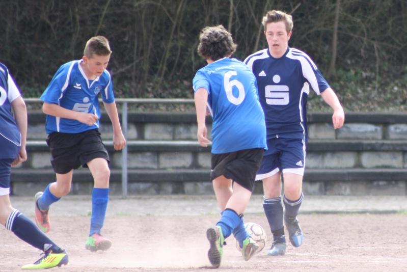 11.Spieltag: SG Landskrone/Heimersheim - BaWa 1:5 (0:5) Img_4418