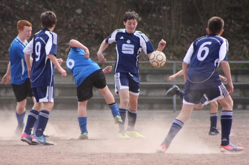 11.Spieltag: SG Landskrone/Heimersheim - BaWa 1:5 (0:5) Img_4421