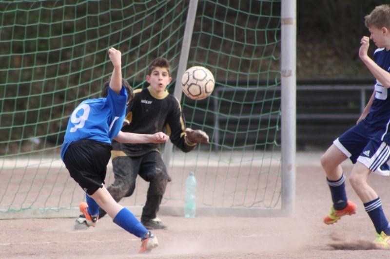 11.Spieltag: SG Landskrone/Heimersheim - BaWa 1:5 (0:5) Img_4425