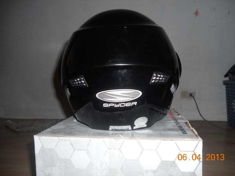 brand new spyder helmet Dscn2711