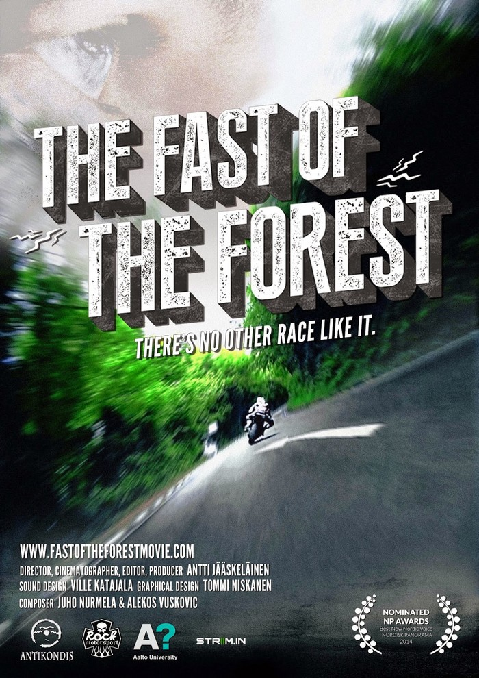 [Road Racing] The Fast of the Forest Fastof10