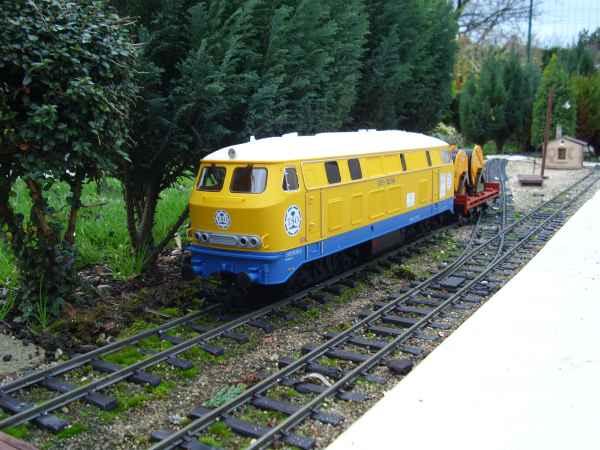 Piko German Diesel Tso10
