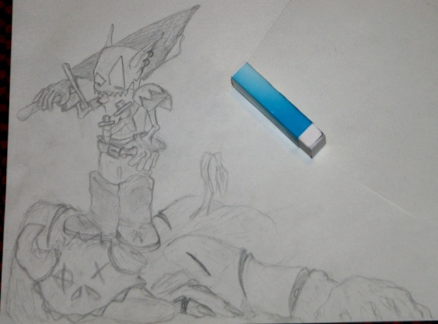dessin d'Aryko - Page 4 Gob11