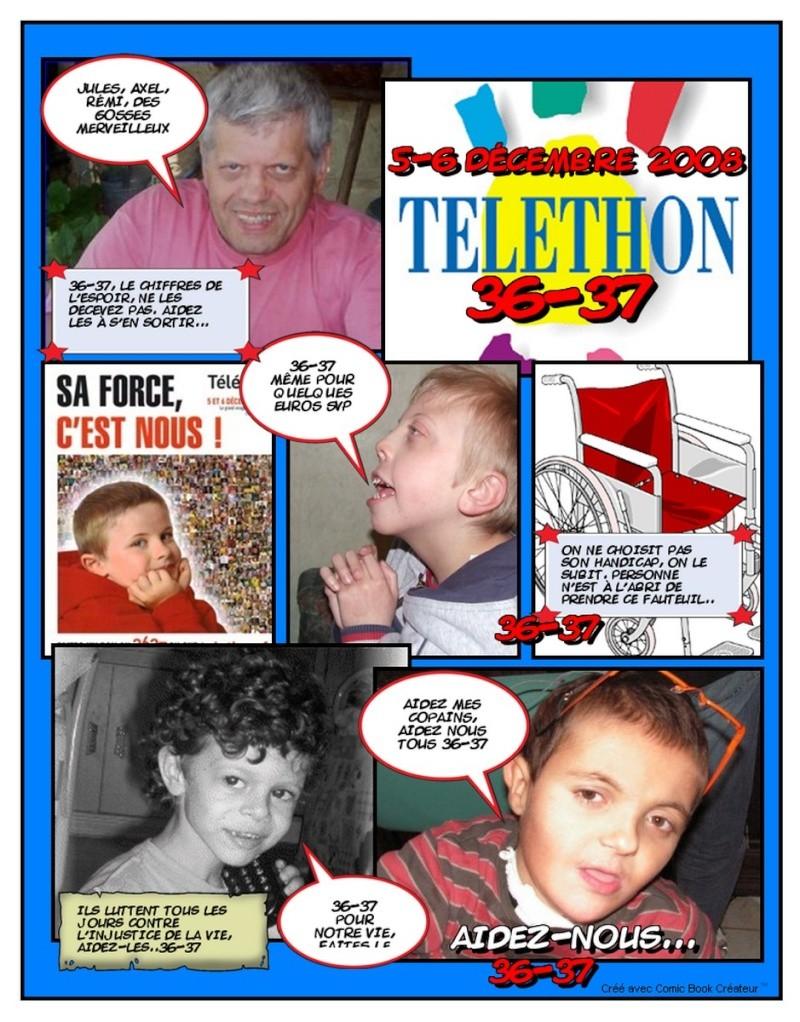 LE TELETHON........... 58710