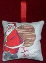 """Deux """"pendouilles"""" pour Noël ................................... 2009 ! Salmys10"""