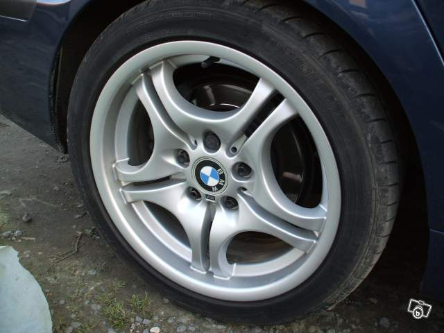 [BMW 320 d E46] Avis sur plusieurs modèles de jantes 71660812