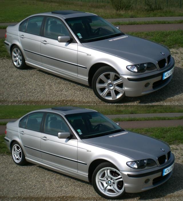 [BMW 320 d E46] Avis sur plusieurs modèles de jantes - Page 2 Cimg1112