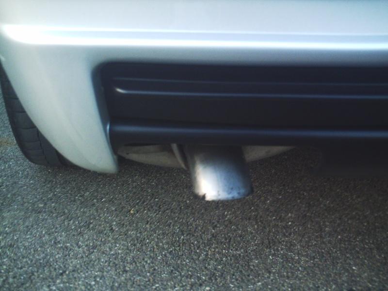 [BMW 320 d E46] Silencieux d'échappement Phto0022