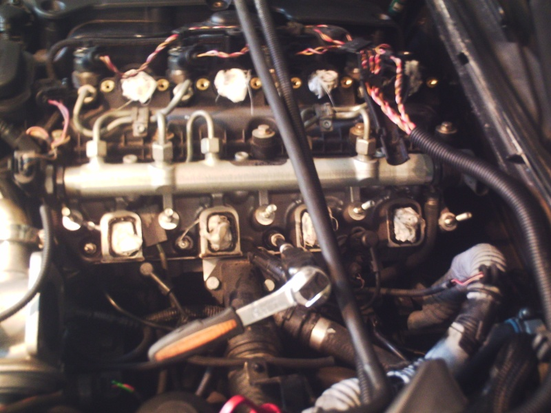 [Moteur M47N] Remplacement des bougies de préchauffage Phto0041