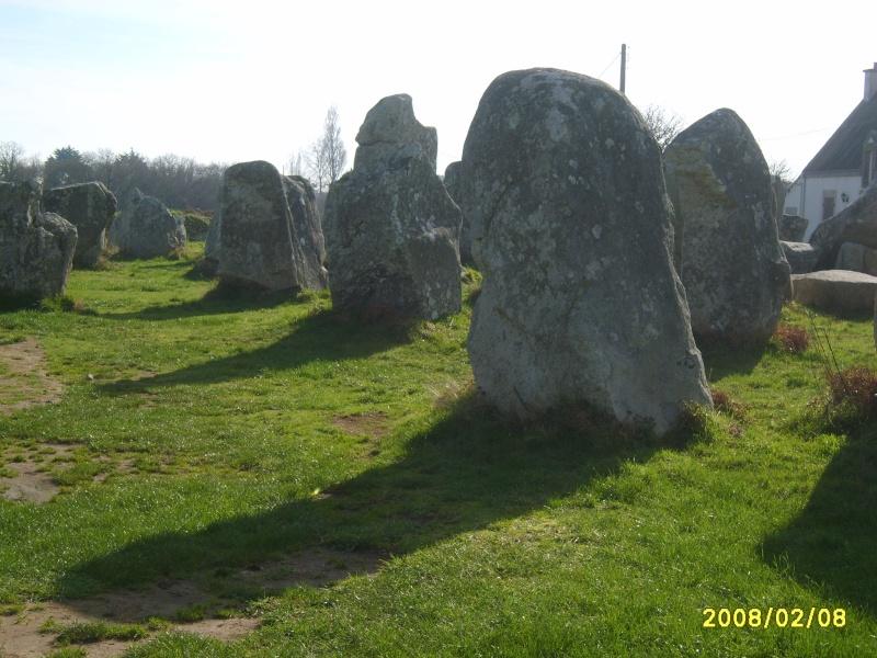 Le site de Carnac Menhir10