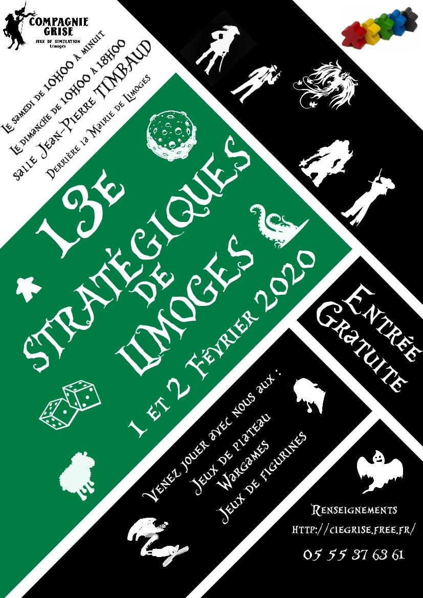 Weekend Stratégique :  1 et 2 Février 2020 Strate12