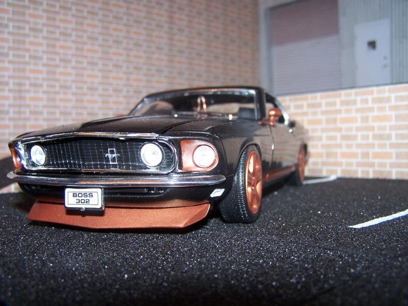 Mustang BOSS a ma sauce!!! 100_0716
