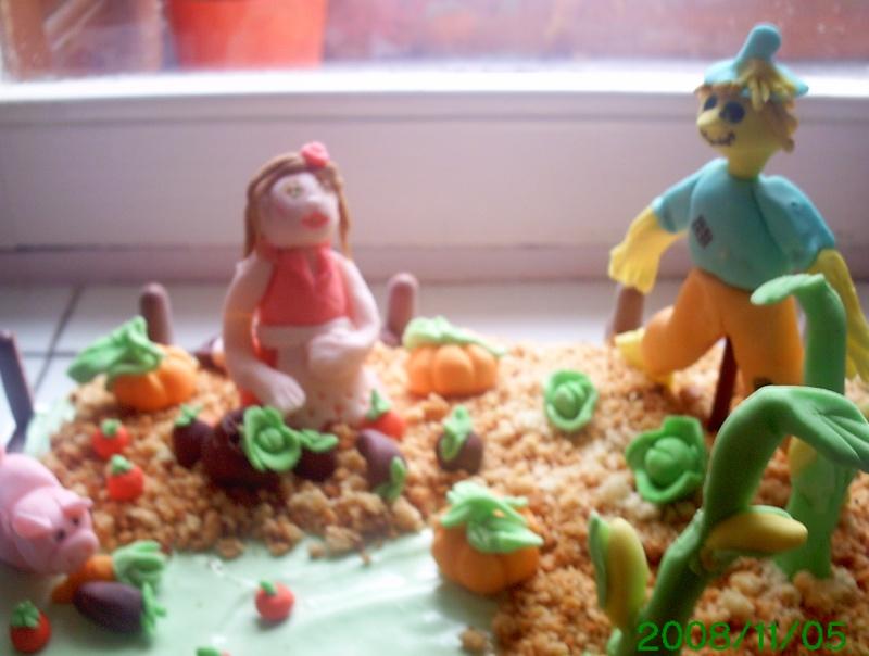 Le potager et ses légumes Fermia10