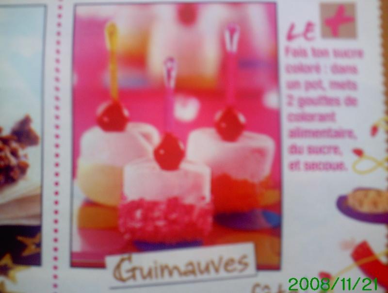 guimauves en fête Kanill10