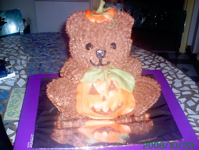 Nounours d'Halloween Oursha10