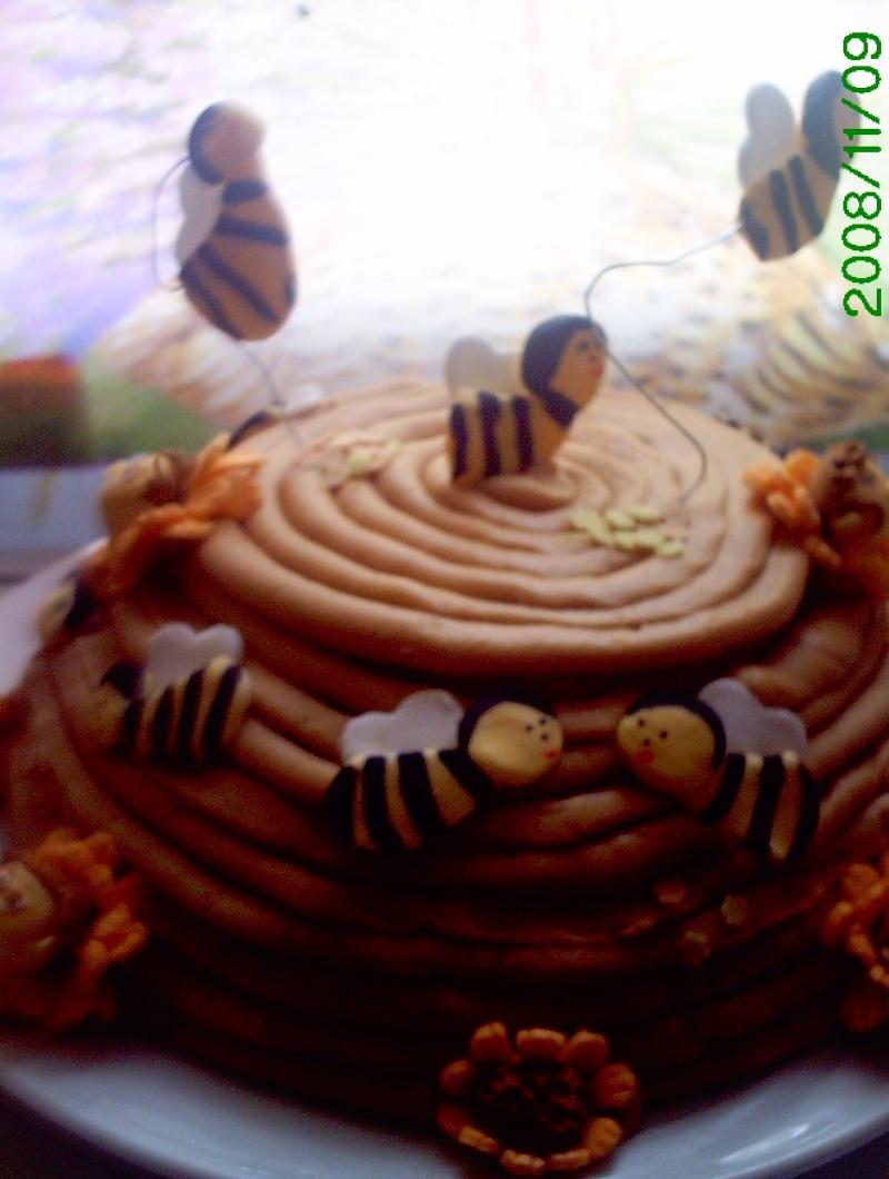 abeille et ruche Ruche110
