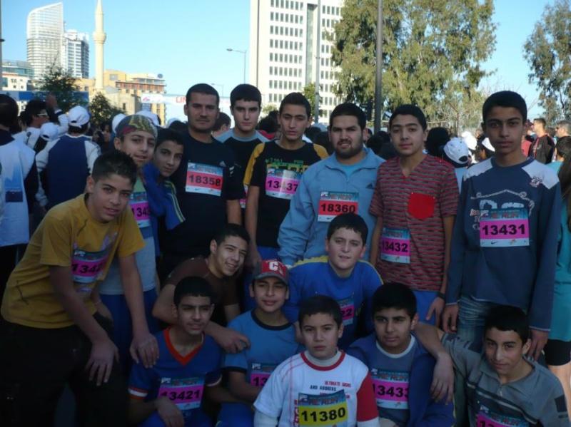 Beirut Marathon 2008 111110