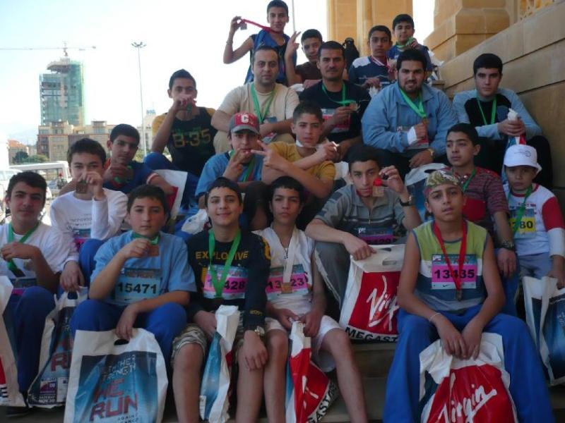 Beirut Marathon 2008 3310